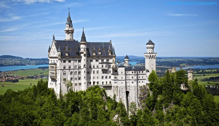 Un romántico paseo por Alemania