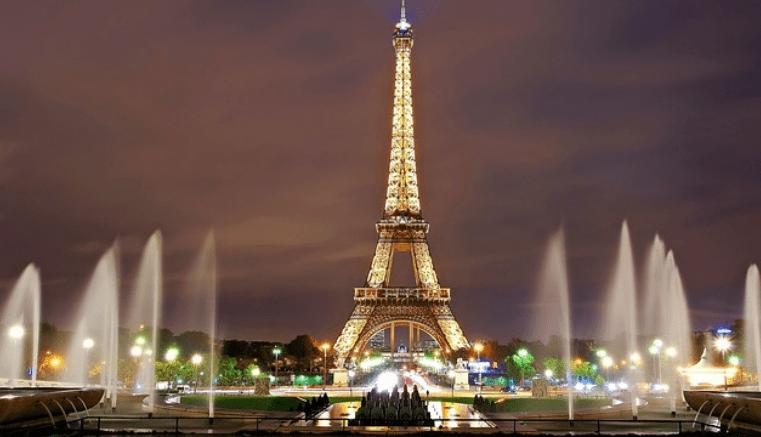 Como llegar a París, la ciudad de la luz desde España