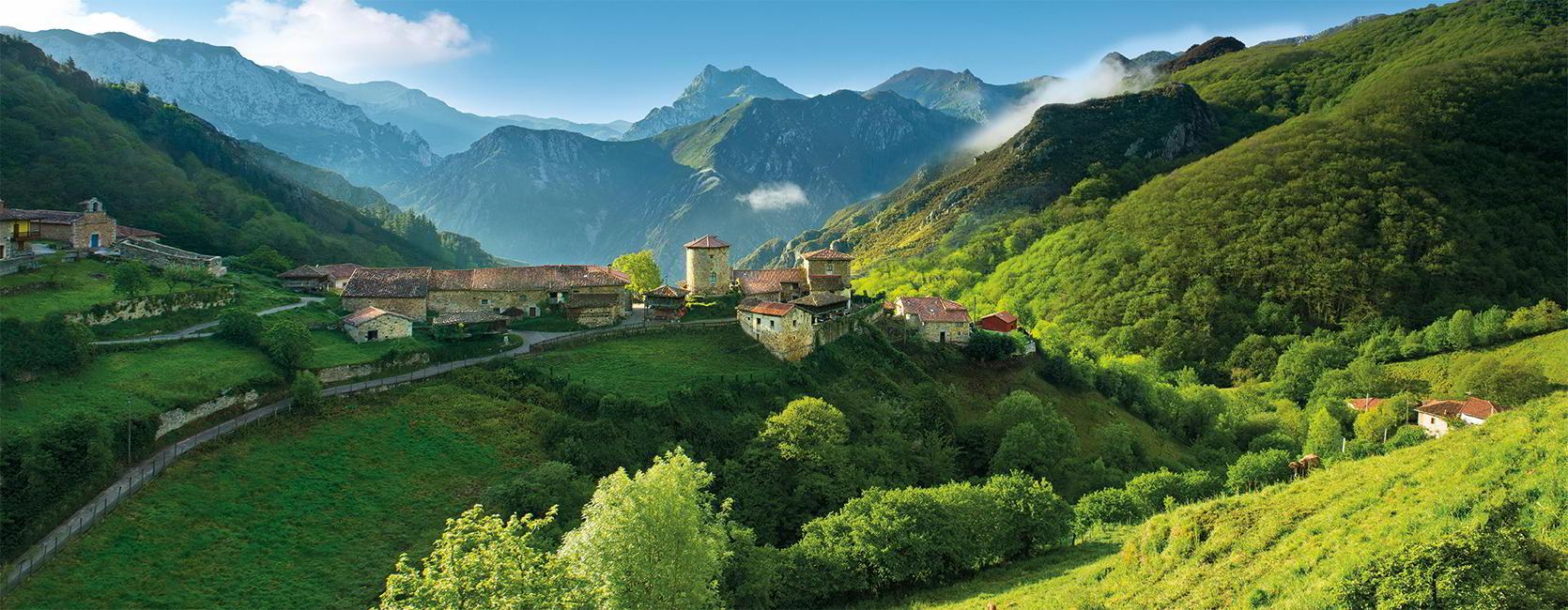 Viaje A 5 De Los Pueblos M 225 S Bonitos De Asturias Viaje