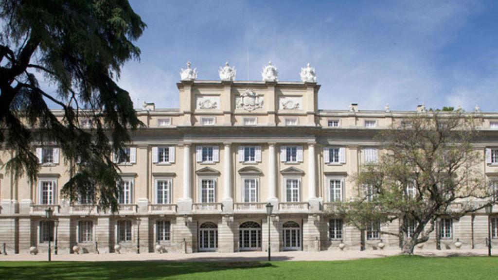 Visite el Palacio de Liria, uno de los grandes palacios de España
