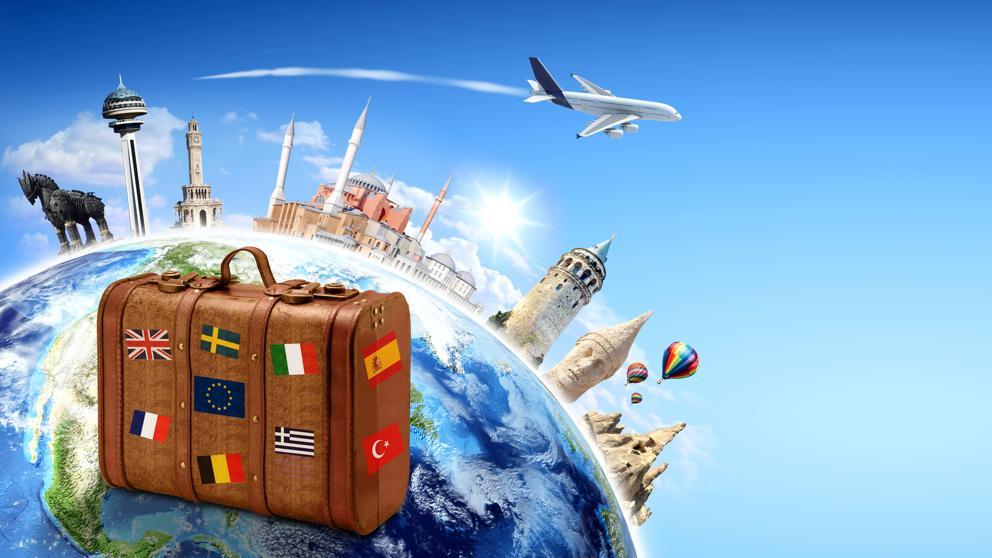 Los viajes preferidos de los españoles