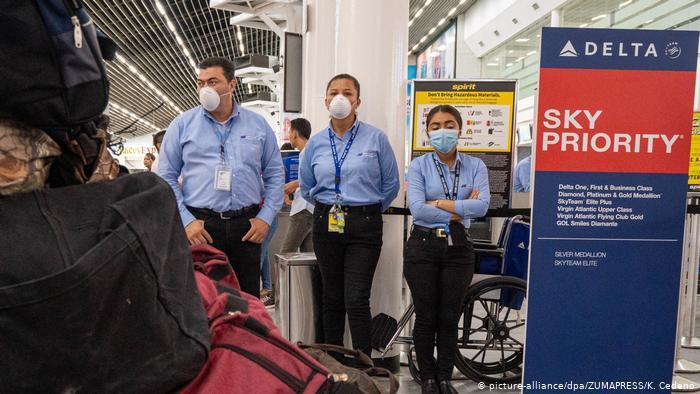 Las restricciones de viajes determinaron la expansión del coronavirus